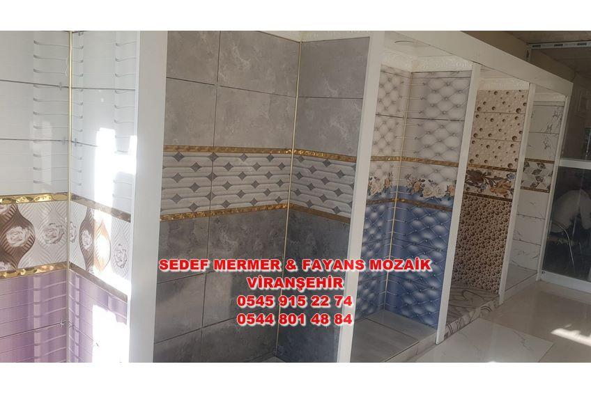 Sedef Mermer & Fayans Ve Mozaik – 0545 915 22 74 – Viranşehir